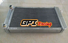 Gpi Racing FOR MG MIDGET 1500 MT 1974-1980 1979 1978 1977 ALUMINUM RADIATOR