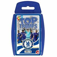 Top Trumps - Chelsea FC 2015/16 Card Game
