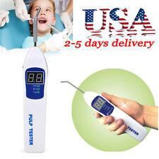 US New PULP TESTER Testing Teeth Nerve Dental Equipment Denstist for Dentist