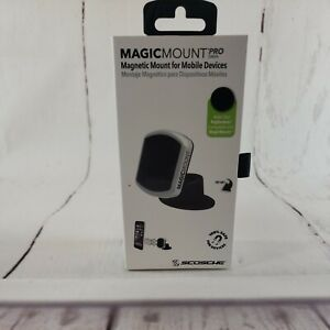 Magnet Phone mount MPD Magic Mount Scosche Prius Uber Carsharing MPD-XTPP1