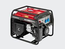 Gruppo elettrogeno generatore di corrente Honda EG 5500 5.5 KW Monofase AVR