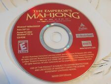 Emperor's Mahjong  PC (, 2002)Disc Only 39-4