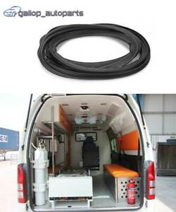 Rear Tailgate Rubber Seal Fit Toyota Hiace Van High Roof 2005-2017 Weatherstrip