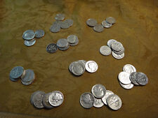 $5 Face Value United States Mixed 90% Silver Dimes Lot - 50 Dimes - Free S&H USA