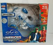 orange county choppers mikey's bike die cast motorcycle kit 37214