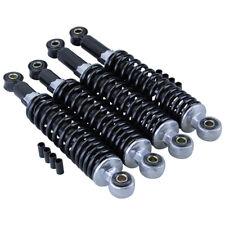 Simson Schwalbe KR51 Stoßdämpfer Tieferlegung Set schwarz 280mm + 260mm Tuning