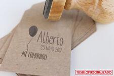 Sello de Caucho para Bodas Novios Personalizado Invitaciones Tarjetas Mod.r8