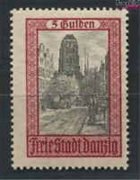 Danzig 210 geprüft postfrisch 1924 Ansichten (9222602