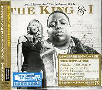 FAITH EVANS & THE NOTORIOUS B.I.G.-KING & I-JAPAN CD Bonus Track E78