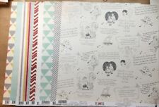 Fancy Pants Designs Be.Loved Scrapbook Paper Kit and Embellishments