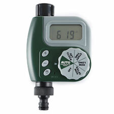 New Electronic Water Tap Timer | DIY Garden Irrigation Control Unit Digital