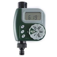 2017 Electronic Water Tap Timer | DIY Garden Irrigation Control Unit Digital