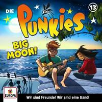 DIE PUNKIES - 013/BIG MOON   CD NEW