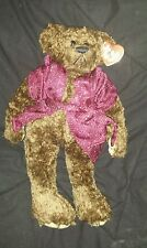 The Attic Treasures Collection Tyrone in Robe 12in Plush New With Tag Buddy