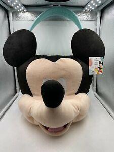 Mickey Mouse Jumbo Easter Plush Basket. NEW