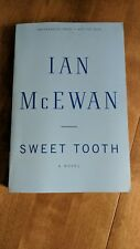 Sweet Tooth by Ian McEwan UNCORRECTED PROOF - 1st American edition (2012)