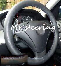 Per BMW E90 E91 05-11 reale perforata in pelle Volante Copertura M-TECH Stitch