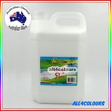 5L OZ Made NON TOXIC Craft Glue ACID FREE adhesive Non Staining Water Base