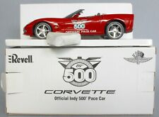 Revell US Import 1/25 Scale 2005 Boxed Chevrolet Corvette Indy 500 Pace Car