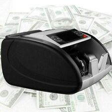 Newmoney Bill Cash Counting Uv Mg Counterfeit Bank Machine Currency Counter