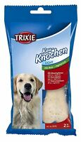 Pack of 2 Rice Bones Dog Chew Treat Vegetarian Chewing Bone for Dogs 130g