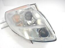 04-06 Nissan Maxima Driver Left Halogen Headlight Headlamp Head Light Lamp OEM