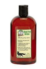 Just Scentsational - Bottle of Red Fox Urine, 16oz - Scares small animals away