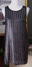 Forever 21 Sequin Tank Dress M