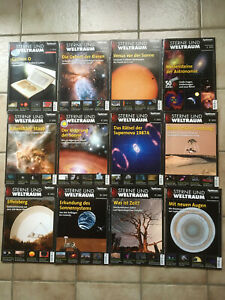 Sterne und Weltraum Spektrum der Wissenschaft, komplette Ausgabe 2012