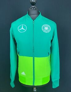 Adidas Germany DFB Presentation Track Jacket Men's S Mercedes-Benz Soccer Top