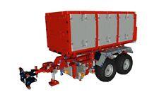 Grande silo Kipper 42054 Building istruzione/recipe LEGO ® Technic