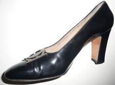 Salvatore Ferragamo Block Standard Width (B) Heels for Women