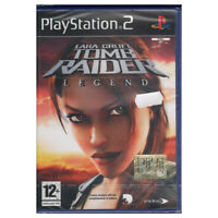 Tomb Raider Legend Video Game PLAYSTATION 2 PS2 Sealed