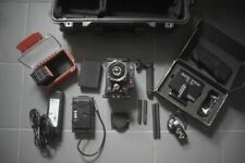 Red Epic Dragon 6k Camera Bundle-7 SSD, LCD, OLPFs, Lens Mounts & More With Case