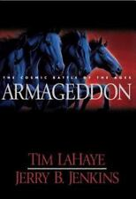 Left Behind Ser.: Armageddon : The Cosmic Battle of the Ages by Jerry B. Jenkins and Tim Lahaye (2003, Hardcover)
