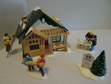 Dept 56 Habitat for Humanity A Home In The Making Snow Village Christmas 54979