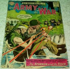 Our Army at War 144, VF (8.0) 1964, 40% off Guide!