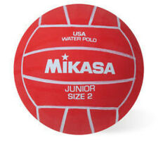 Mikasa Water Polo Varsity Series Usa Water Polo Ball, Red W5008RED New