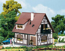 130257 Faller Ho Kit of a Half-timbered one-family house - New