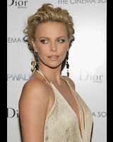 CHARLIZE THERON 8X10 PHOTO PICTURE SEXY HOT CANDID 23