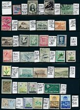 Own A Part Of Iceland Stamp History. 31 Issues Cat Value $13.60