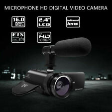Digital Camera 1080P Video 16X ZOOM 24MP DV Camcorder Great For Youtubers