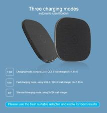Qi Wireless Fast Charger Charging Stand Huawei, LG & Kyocera Phones