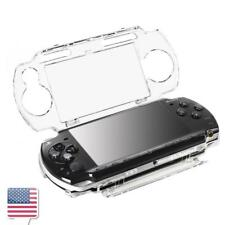 Crystal Clear Transparent Protective Hard Crystal Case for SONY PSP 1000