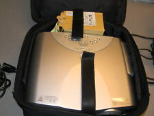 Toshiba TLP-380 Digital Multimedia Projector 2000 Lumens, Extra Bulb, Lamp 256H