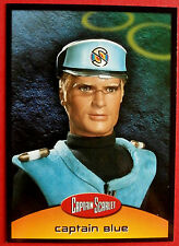 CAPTAIN SCARLET - Card #20 - Captain Blue - Cards Inc. 2001