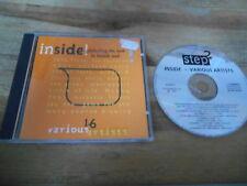 CD VA Inside : Best In British Soul (16 Song) PASSION MUSIC LTD STEP 2 jc