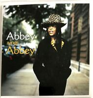 ABBEY SINGS ABBEY : ABBEY LINCOLN - [ CD SINGLE ]