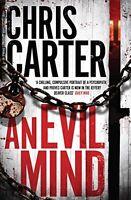 An Evil Mind New Paperback Book Chris Carter