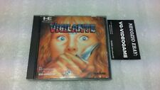 VIGILANTE PC ENGINE HU- CARD. RARO